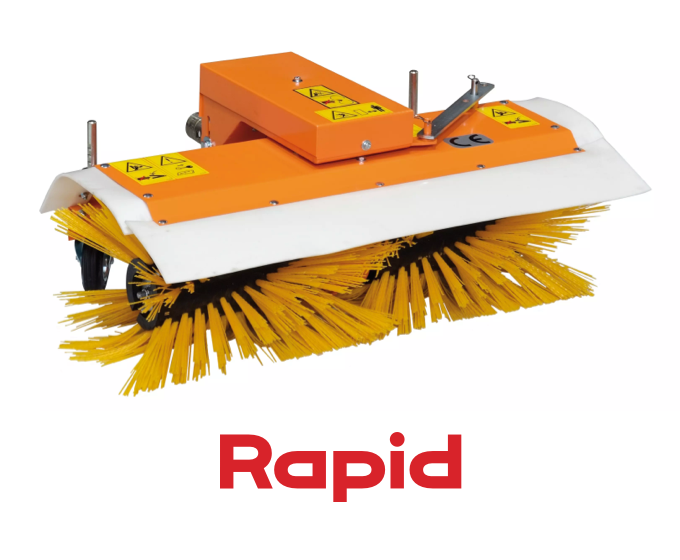 Rapid Sweeper Attachment