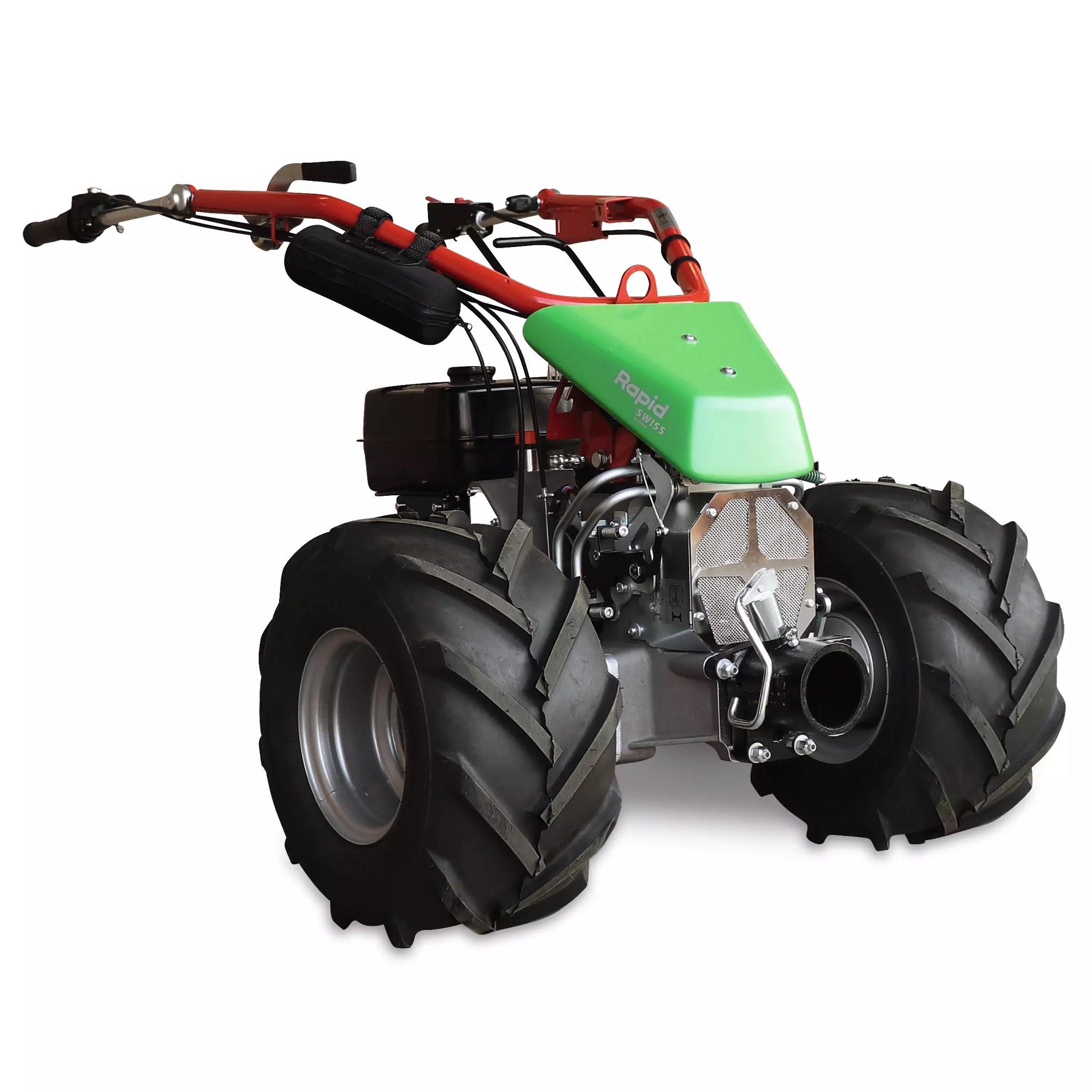 Rapid Swiss Two-wheel Tractor
