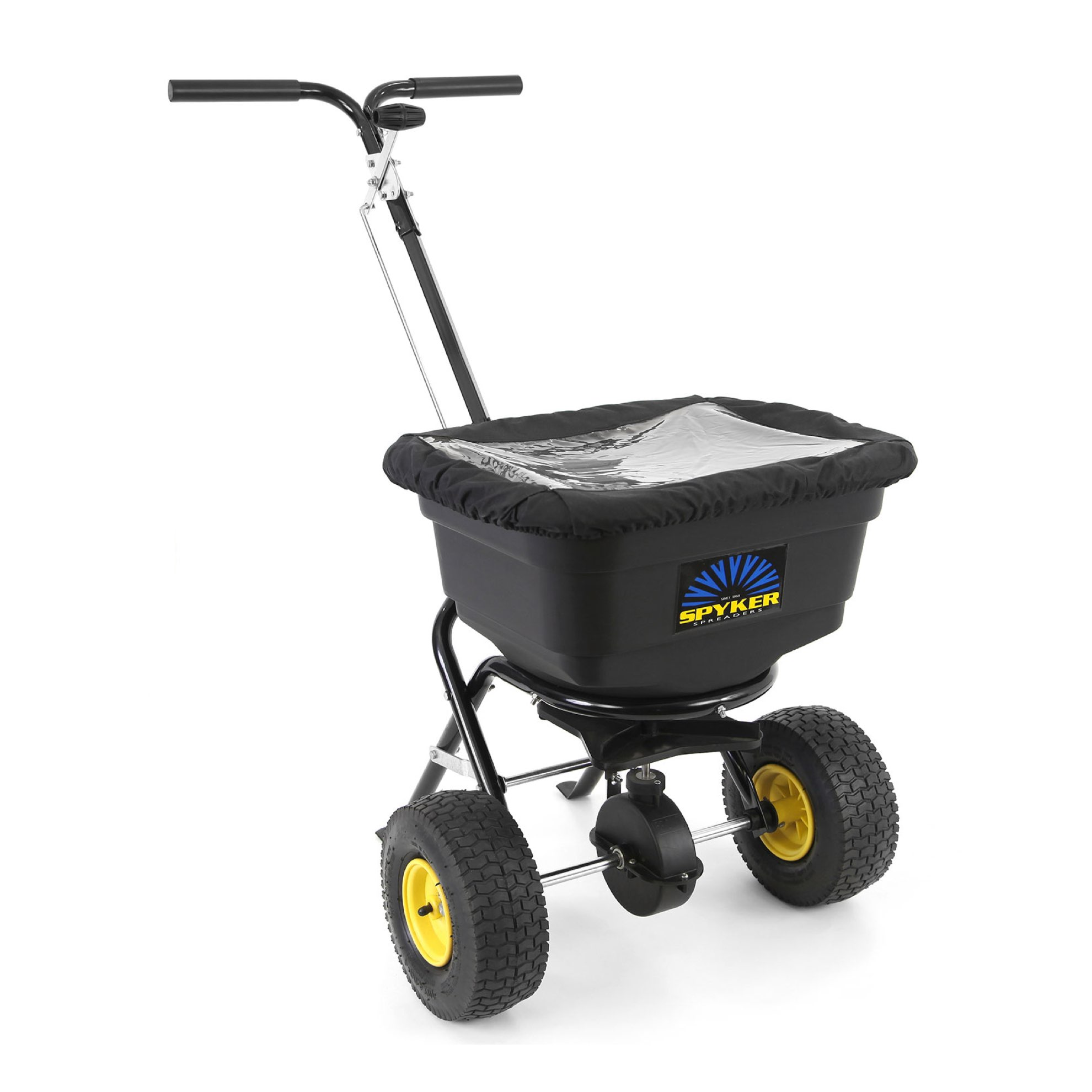 Spyker P20-5010 50lb Push Sport and Lawn Spreader