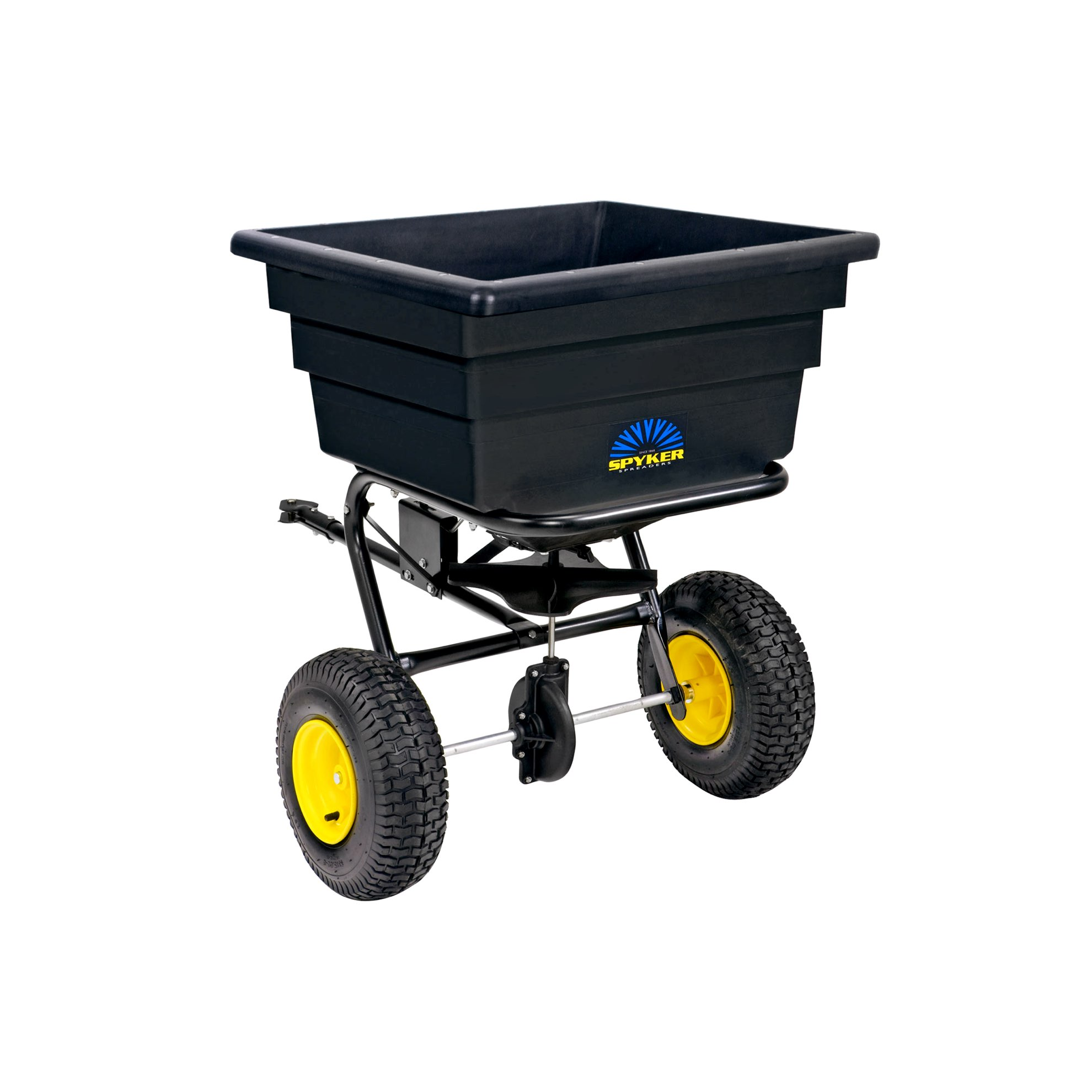 Spyker P30-17520 175lb Towed Sport and Lawn Spreader
