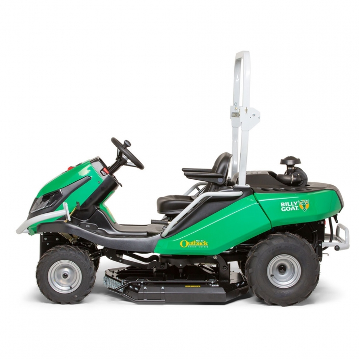 Billy Goat Outback 4WD Ride-on Brushcutter
