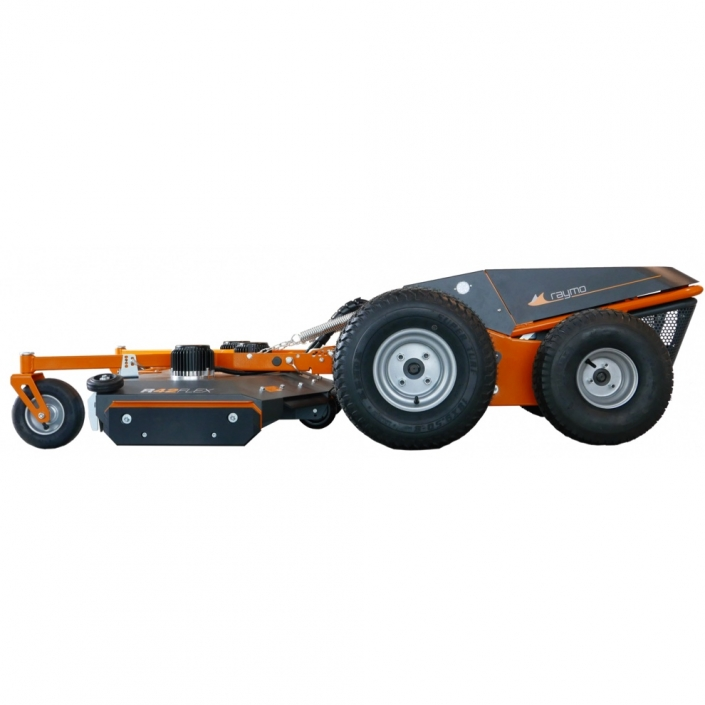Raymo Battery-powered Remote-Controlled Mower